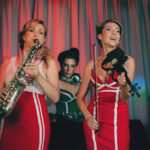 Djane ,Geigerin ,Saxophonistin